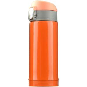 """ASOBU Двустенен термос с вакуумна изолация """"MINI DIVA"""" - 200 мл - цвят оранжев"""