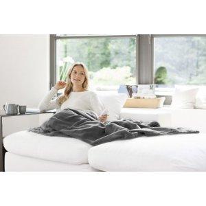 Двойно електрическо одеяло за завиване Medisana HB 675 XXL с Оеко-Тех материя