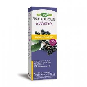 Самбукус за имунитет