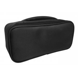 Nerthus Термоизолираща чанта за храна - черен цвят