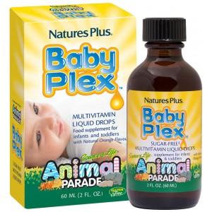 Витамини за Деца Капки – Animal Parade (Портокал