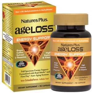 За Енергия - ENERGY Support - AgeLoss (90 капс)