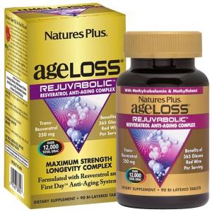 За Подмладяване - REJUVABOLIC - AgeLoss (90 табл)