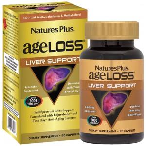 За Черния дроб - LIVER Support - AgeLoss (90 капс)
