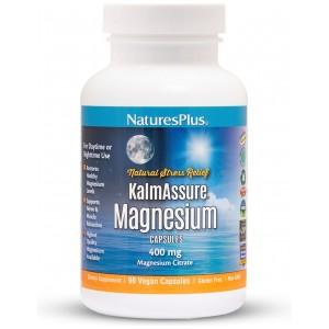 МАГНЕЗИЙ / MAGNESIUM - NaturesPlus (90 капс)
