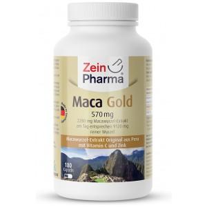 МАКА / MACA Gold - ZeinPharma (180 капс)