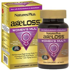 ВИТАМИНИ за ЖЕНИ в зряла възраст - AgeLoss (60 табл)