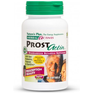 За Простатата - PROST ACTIN - Herbal Actives (60 капс)