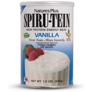Вегетариански ПРОТЕИН - Spirutein (Ванилия