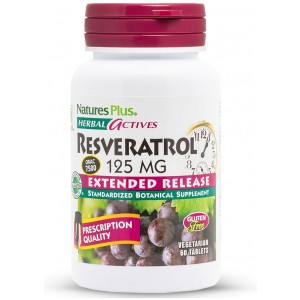 РЕСВЕРАТРОЛ Комплекс / RESVERATROL - Herbal Actives (60 табл)