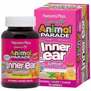 За Задна хрема и Ушни инфекции - INNER EAR – Animal Parade (90 бр)