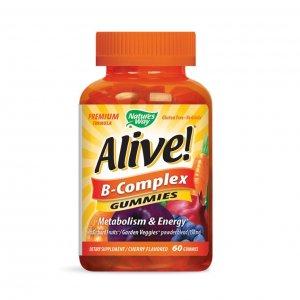 Alive-B-complex-Gummies
