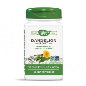dandelion-root-глухарче-корен