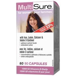 Мултивитамини за жени с Желязо
