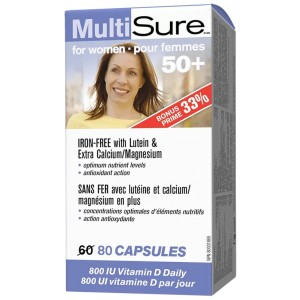MultiSure ® Women 50+
