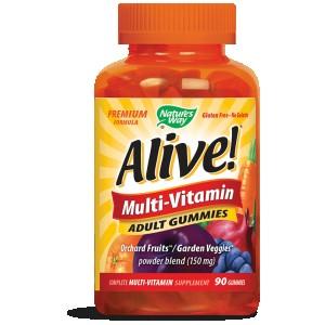 Мултивитамини за възрастни - Алайв