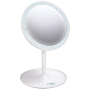 INNOLIVING Увеличително козметично огледало с LED светлина INN - 803