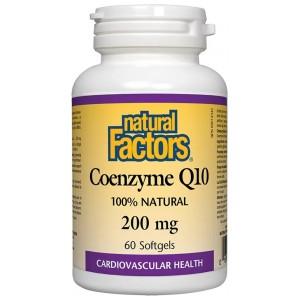 Coenzyme Q10 / Коензим Q10 200 mg