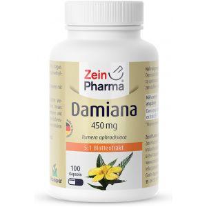 ДАМИАНА / DAMIANA - ZeinPharma (100 капс)