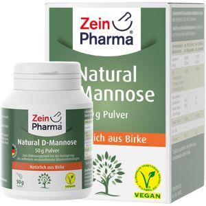 D-МАНОЗА / D-MANNOSE - ZeinPharma (50 гр)