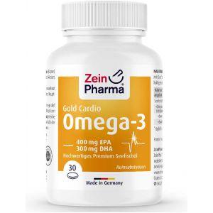 За Сърдечната функция - CARDIO OMEGA-3 - ZeinPharma (30 капс)
