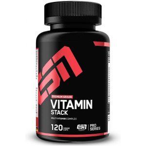 Витамини VITAMIN STACK - ESN (120 капс)