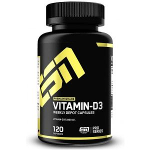 Витамин D / Vitamin D – ESN (120 капс)