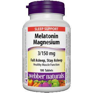 Мелатонин + Магнезий
