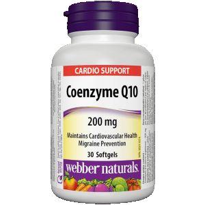 Коензим Q10 200 mg