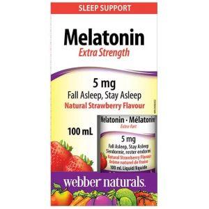 Мелатонин с вкус на ягода 5 mg