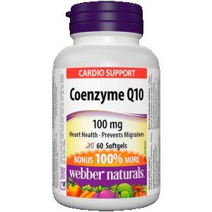 Коензим Q10 Coenzyme Q10 100 mg
