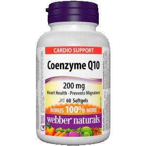 Coenzyme Q10 Коензим Q10 200 mg