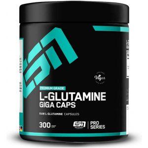 L-ГЛУТАМИН / L-GLUTAMINE – ESN (300 капс)