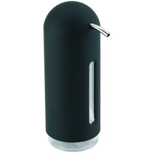"""UMBRA Диспенсър за сапун """"PENGUIN"""" - цвят черен"""