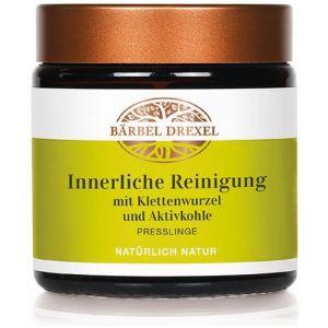 Innerliche Reinigung Детоксикация с корен от репей и активен въглен
