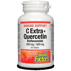 Имунна подкрепа с витамин С и кверцетин